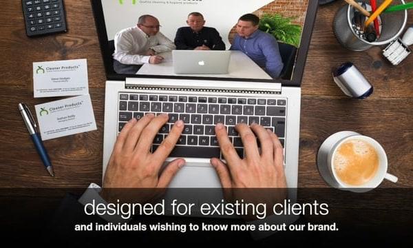Webinar Meetings - Cleaner Products